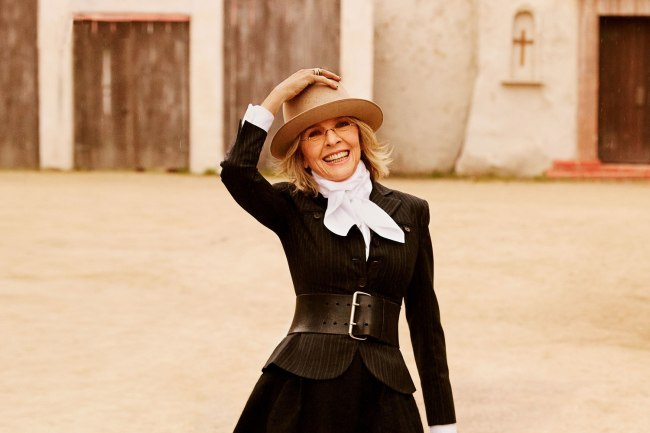 """76bbf652f4 Diane Keaton: """"If you're happy, you're mentally ill"""""""