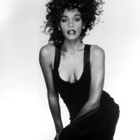 Whitney Houston's Stunning Modeling Days