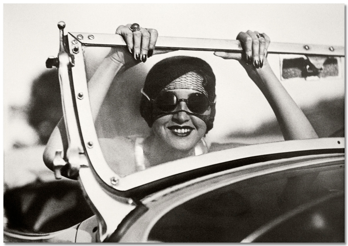 jacques-henri-lartigue renee 1931