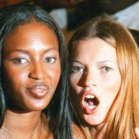 Kate Moss and Naomi Campbell's Coolest Moments in 8 Photos
