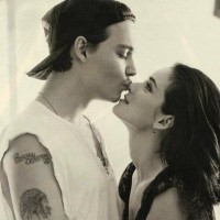 Johnny Depp and Winona Ryder: the Love Behind the Camera