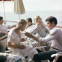 When Alain Delon and Romy Schneider Enchanted the World on the French Riviera