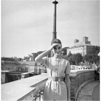 Audrey Hepburn and Rome: the Everlasting Love