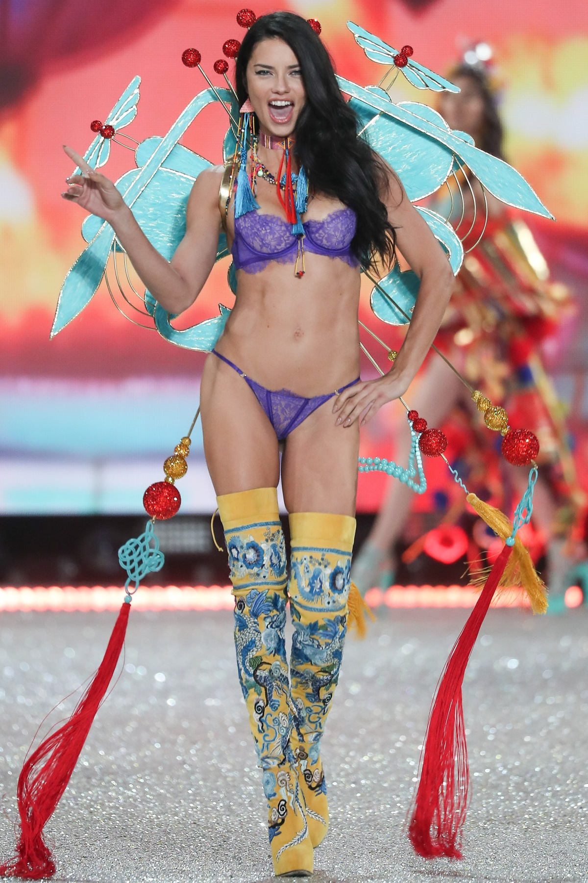 2016 Victoria's Secret Fashion Show In Paris