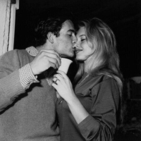 Brigitte Bardot and husband Jacques Charrier's Coolest Moments