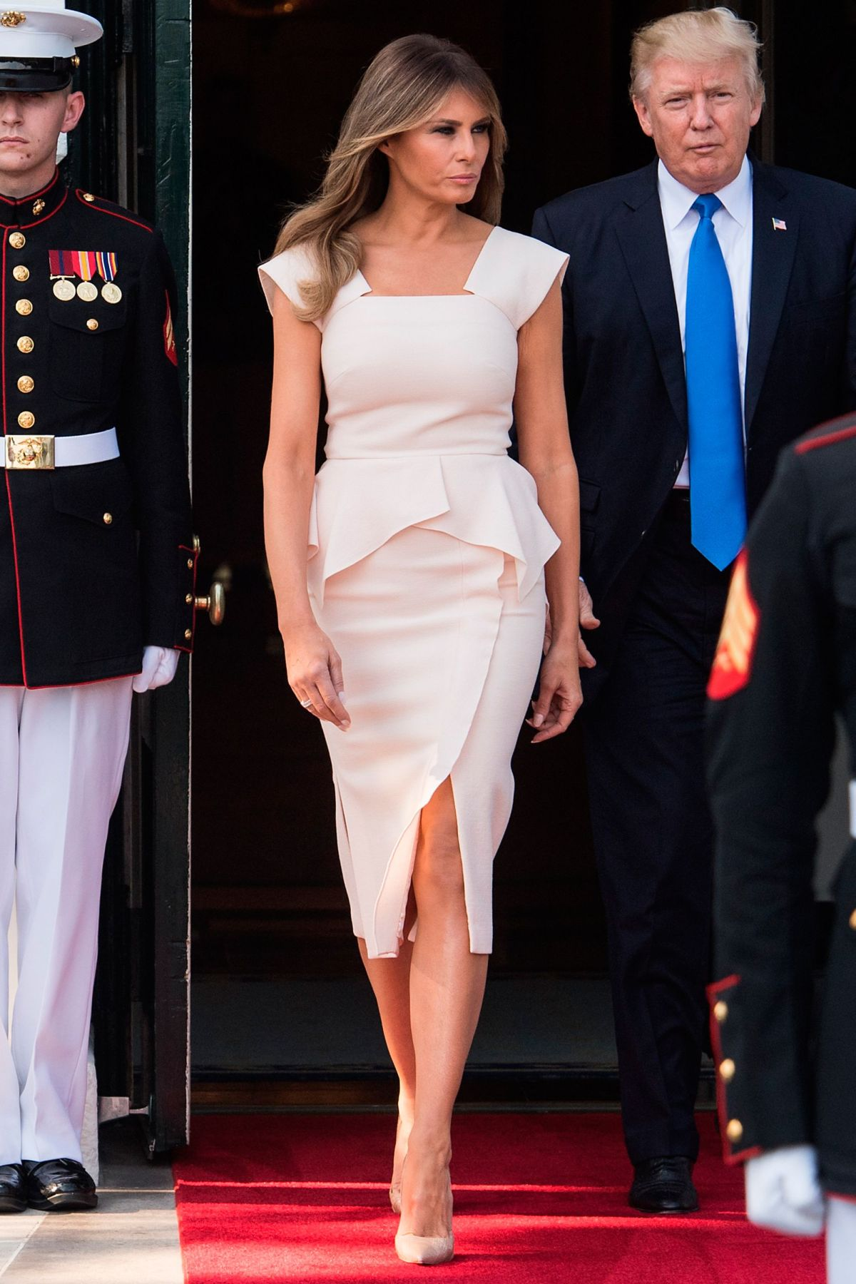 a year of melania trump the 15 best outfits – le maquette