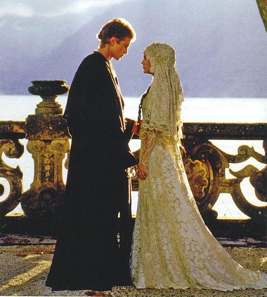 natalie portman padme amidala wedding