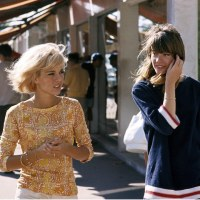 "Francoise Hardy and Sylvie Vartan: the Birth of the ""Frenchy Chic"""