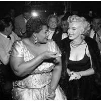 Ella Fitzgerald Was Actually Launched By Marilyn Monroe