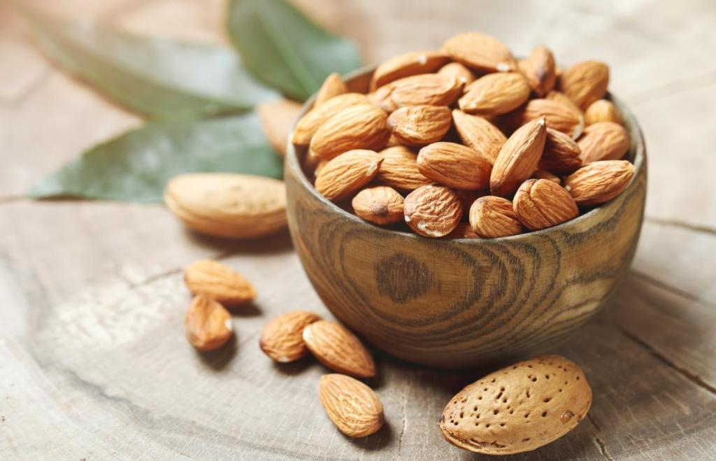 the properties of almond