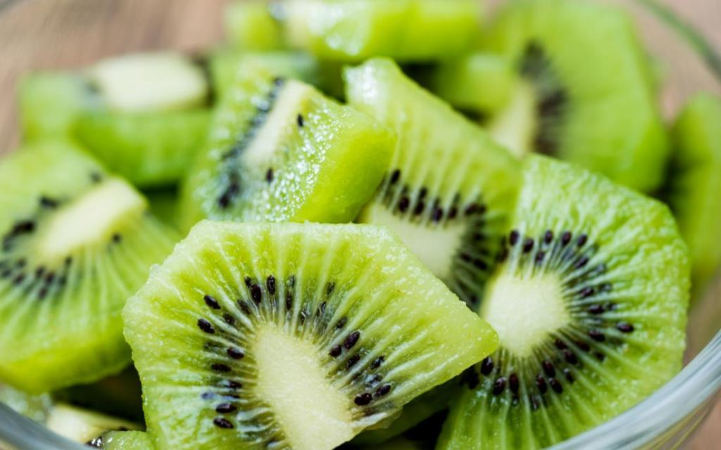 the properties of kiwis