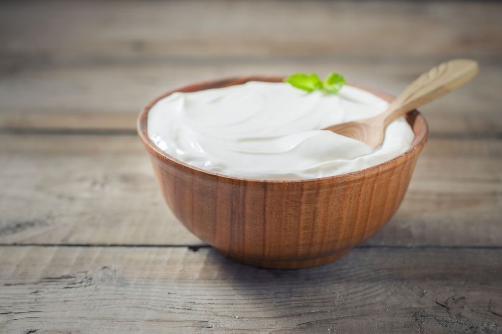 the properties of yogurt