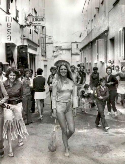 brigitte bardot 70s