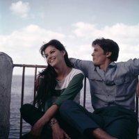 When Claudia Cardinale Rejected Mastroianni's and Delon's Courtship