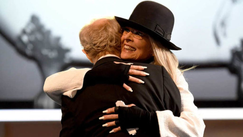 diane keaton and woody allen now