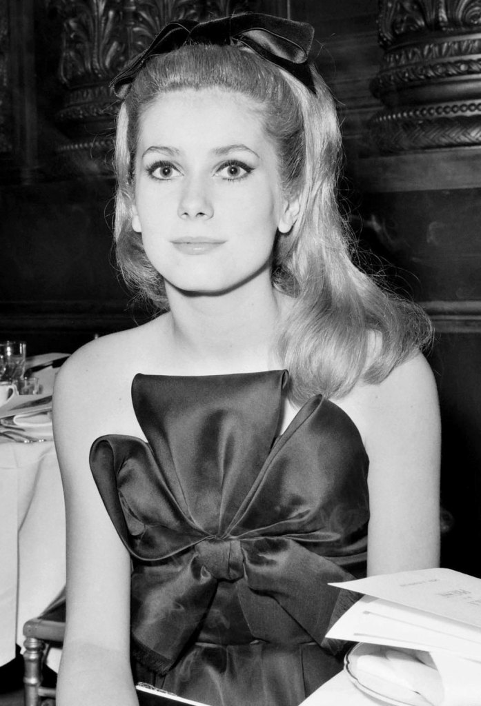 catherine deneuve beauty