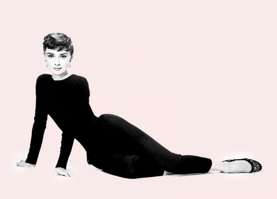 audrey hepburn flat shoes