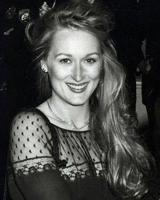 meryl streep smile