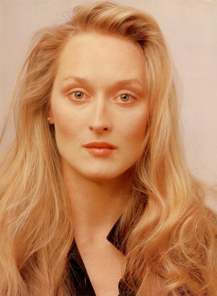 meryl streep hair